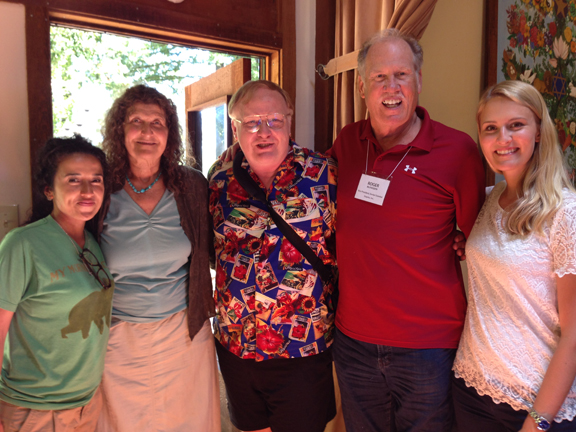 Report from Blue Mountain Toxic Reduction Retreat II