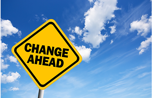 We've evolved. Behavior change is the name of the game.